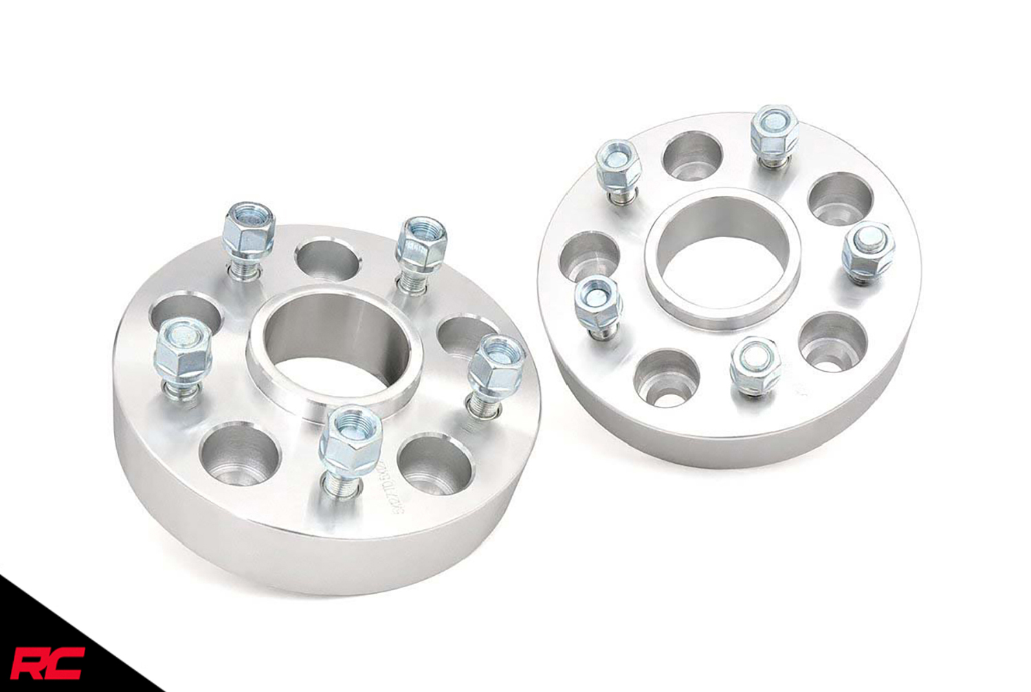 """Rough Country 2"""" Wheel Spacers (fits) 2018-2020 Jeep ..."""